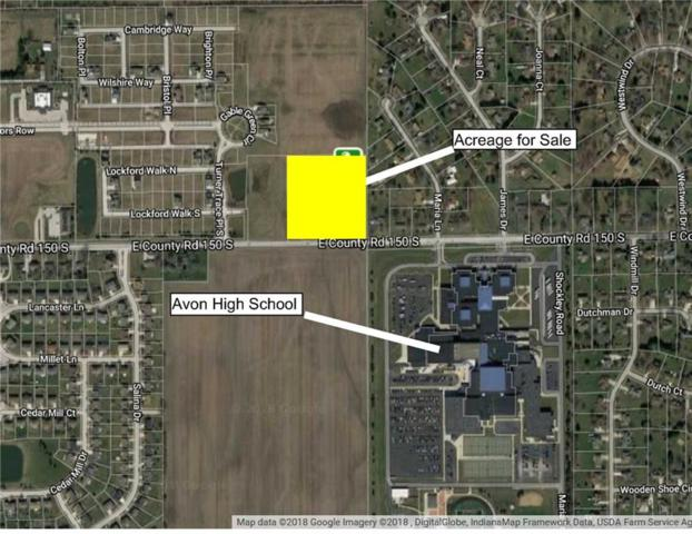 7132 E County Road 150 S, Avon, IN 46123 (MLS #21522337) :: The Indy Property Source