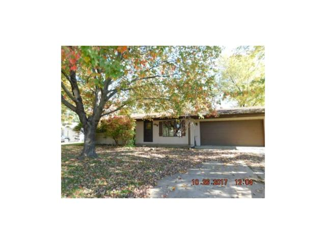 7908 S Hickory Lane, Daleville, IN 47334 (MLS #21522413) :: The ORR Home Selling Team