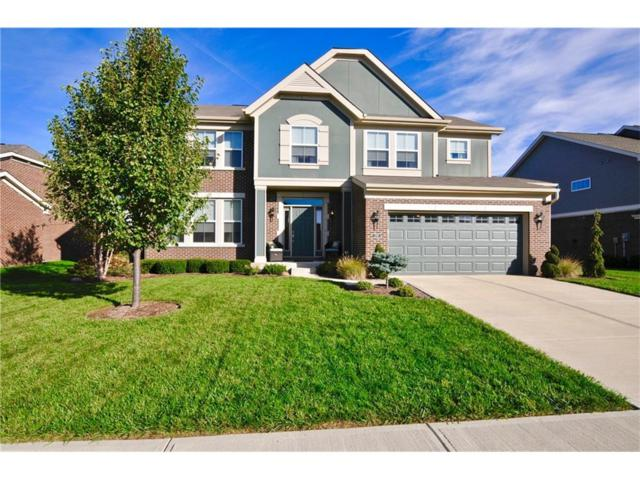 6398 W Clearview Drive, Mc Cordsville, IN 46055 (MLS #21522587) :: The Evelo Team