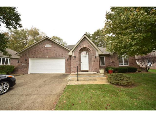 3182 Thomas Trace, Columbus, IN 47203 (MLS #21522640) :: The ORR Home Selling Team