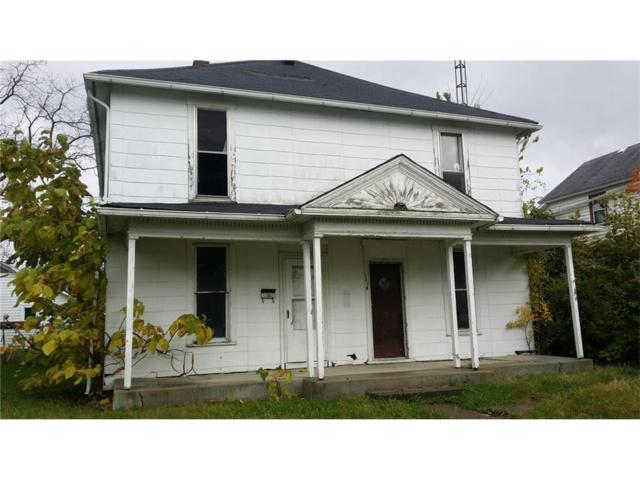 143 S Broad Street, Dunkirk, IN 47336 (MLS #21522651) :: The ORR Home Selling Team