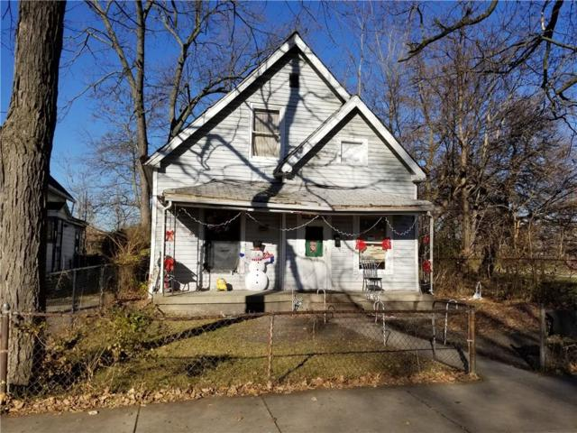 910 Eugene Street, Indianapolis, IN 46208 (MLS #21522920) :: Mike Price Realty Team - RE/MAX Centerstone