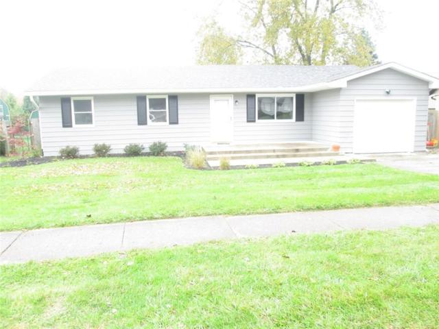 636 Holiday Drive, Fortville, IN 46040 (MLS #21523001) :: The Gutting Group LLC