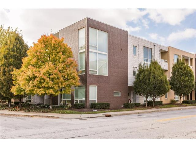 932 N Broadway Street #5, Indianapolis, IN 46202 (MLS #21523050) :: The ORR Home Selling Team