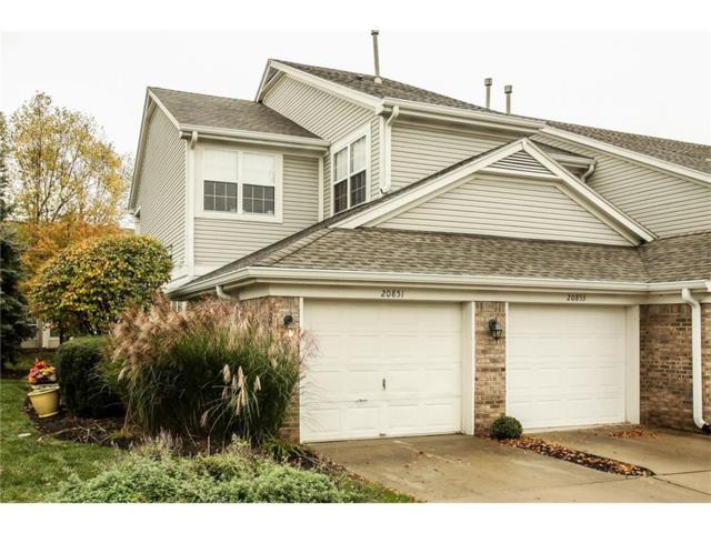20851 Waterscape Way, Noblesville, IN 46062 (MLS #21523100) :: The Evelo Team