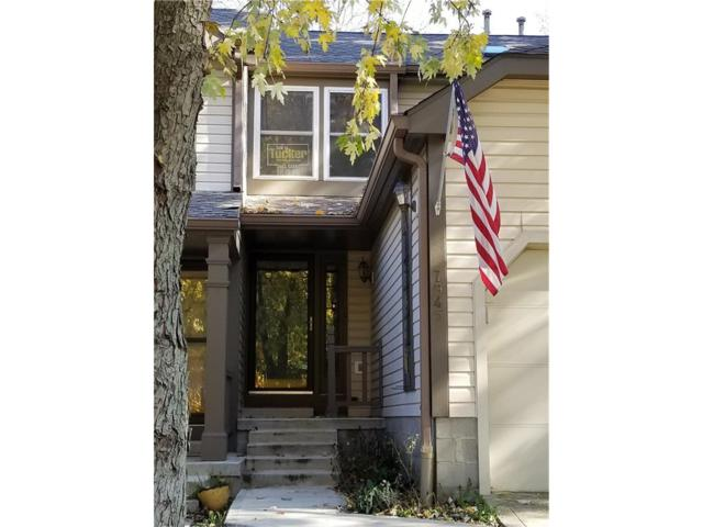 7945 Glen View Drive, Indianapolis, IN 46236 (MLS #21523241) :: Indy Scene Real Estate Team