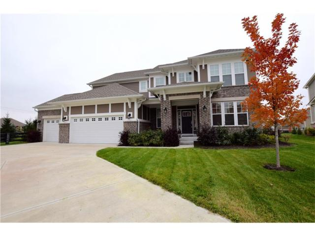 15047 Glenmoor Circle, Carmel, IN 46033 (MLS #21523411) :: The Gutting Group LLC