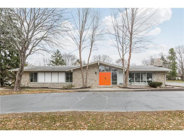 3160 Kessler Boulevard East Drive, Indianapolis, IN 46220 (MLS #21523575) :: The Gutting Group LLC