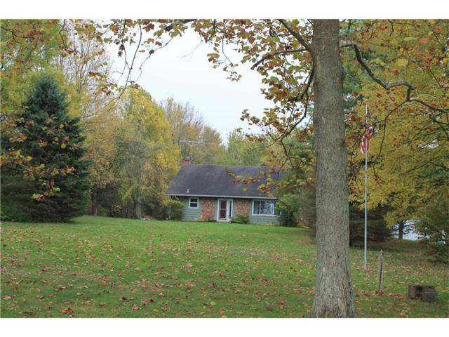 10301 W County Road 500 S, Daleville, IN 47334 (MLS #21523620) :: The ORR Home Selling Team