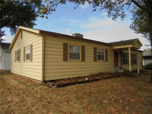 14 Martin Drive, Danville, IN 46122 (MLS #21523846) :: Heard Real Estate Team