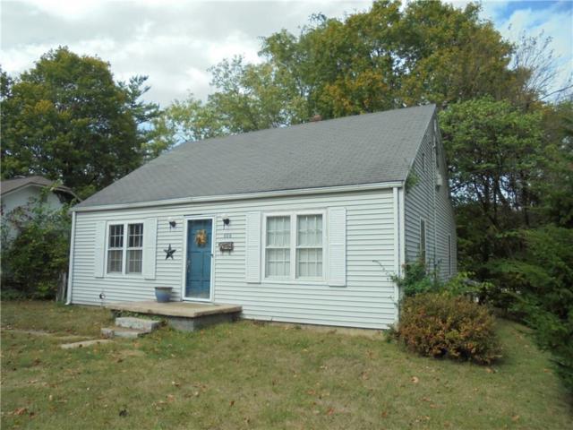 666 W Mill Street, Danville, IN 46122 (MLS #21523849) :: Heard Real Estate Team