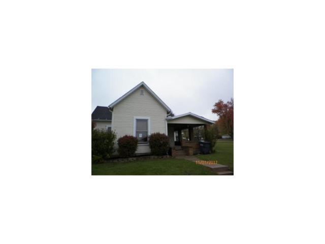 514 W Howard Street, Parker City, IN 47368 (MLS #21524003) :: The ORR Home Selling Team