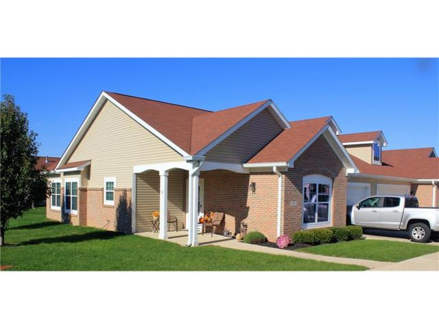 500 Maple Leaf Drive, Greencastle, IN 46135 (MLS #21524165) :: The ORR Home Selling Team