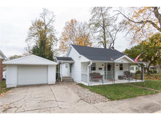 397 W Marion Street, Danville, IN 46122 (MLS #21524326) :: Heard Real Estate Team