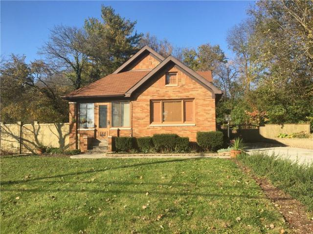 526 W Hanna Avenue, Indianapolis, IN 46217 (MLS #21524382) :: Indy Scene Real Estate Team
