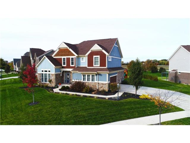 12579 Misty Ridge Court, Fishers, IN 46037 (MLS #21524384) :: RE/MAX Ability Plus