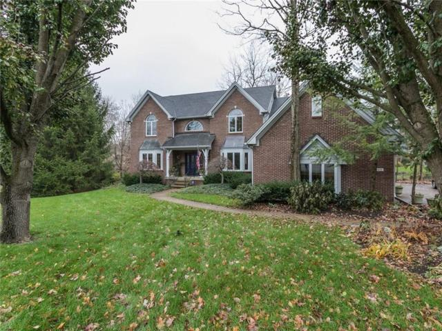 11615 Seafan Court, Indianapolis, IN 46236 (MLS #21524405) :: The Evelo Team