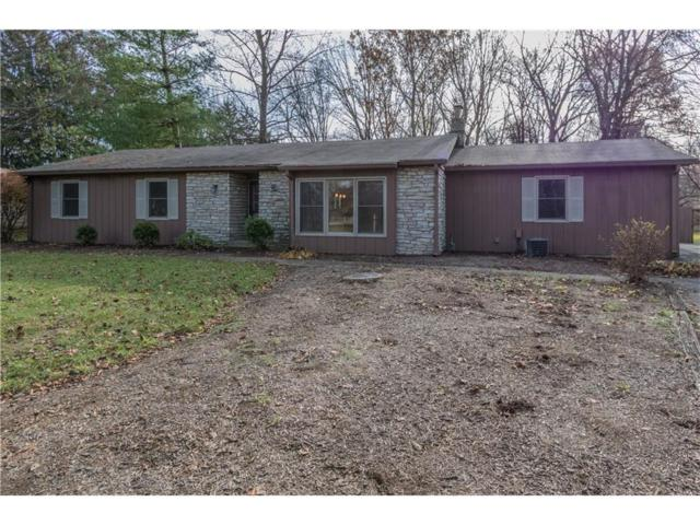 701 W 72 Street W, Indianapolis, IN 46260 (MLS #21524442) :: Indy Scene Real Estate Team