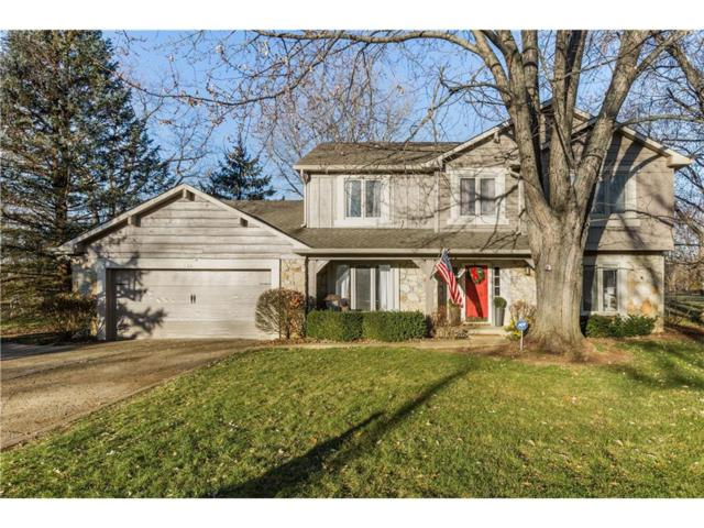 134 Parkview Road, Carmel, IN 46032 (MLS #21524443) :: Indy Scene Real Estate Team