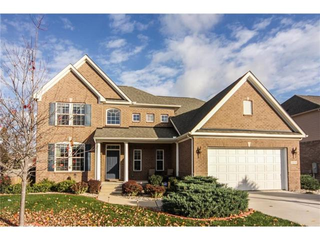 11614 Cannington Circle, Fishers, IN 46037 (MLS #21524475) :: Indy Scene Real Estate Team