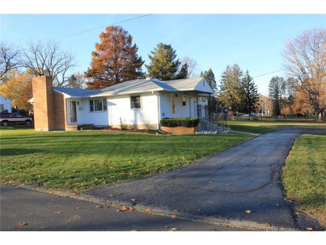 660 Barrett Street, Danville, IN 46122 (MLS #21524490) :: Heard Real Estate Team