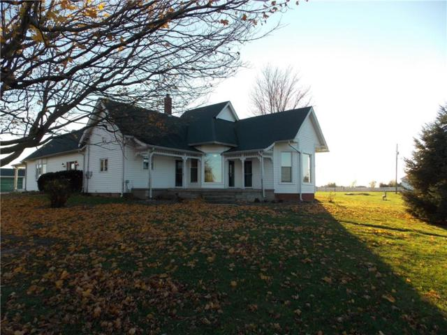 5123 S State Road 39, Clayton, IN 46118 (MLS #21524506) :: Mike Price Realty Team - RE/MAX Centerstone