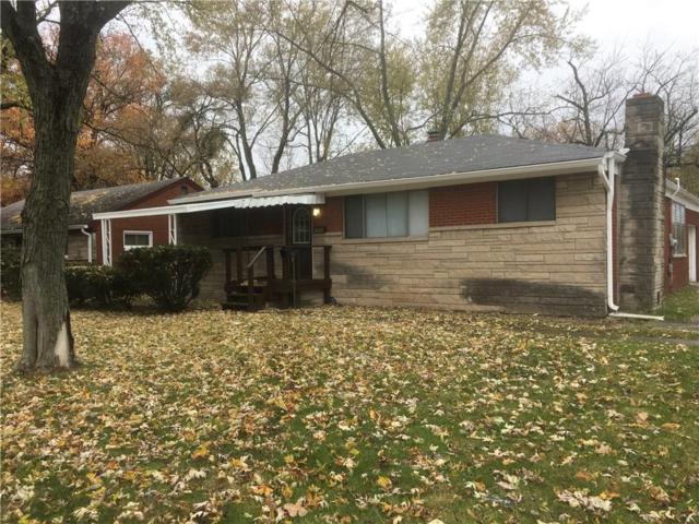 3956 N Arlington Avenue, Indianapolis, IN 46226 (MLS #21524543) :: Indy Scene Real Estate Team