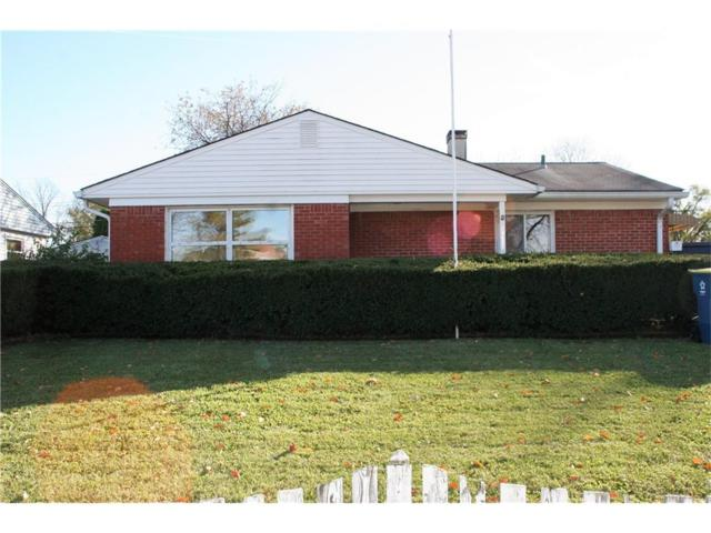 7515 E 53rd Street, Indianapolis, IN 46226 (MLS #21524611) :: The Evelo Team
