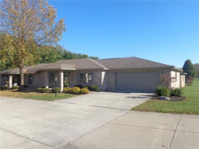 77 Ridgeland Road, Greencastle, IN 46135 (MLS #21524614) :: The ORR Home Selling Team