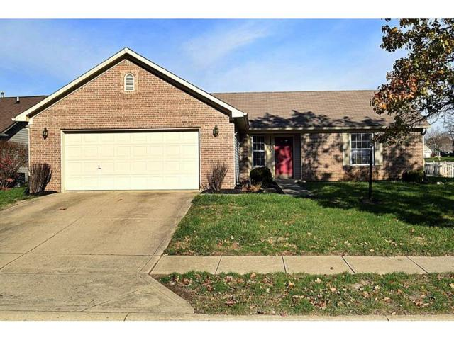 12440 Winding Creek Lane, Indianapolis, IN 46236 (MLS #21524619) :: The Evelo Team