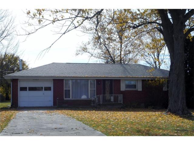 11905 E Jackson Street, Parker City, IN 47368 (MLS #21524643) :: The ORR Home Selling Team
