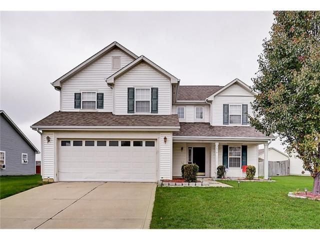 2474 Foxtail Drive, Plainfield, IN 46168 (MLS #21524841) :: Heard Real Estate Team