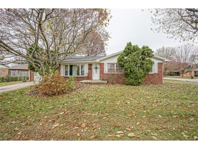 1490 W Oliver Avenue, Plainfield, IN 46168 (MLS #21524874) :: Heard Real Estate Team