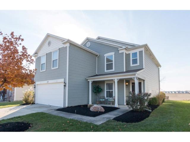 8349 S Firefly Drive, Pendleton, IN 46064 (MLS #21525033) :: The Gutting Group LLC