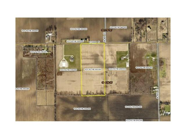 TBD E County Road 1000 N N, Pittsboro, IN 46167 (MLS #21525118) :: Mike Price Realty Team - RE/MAX Centerstone