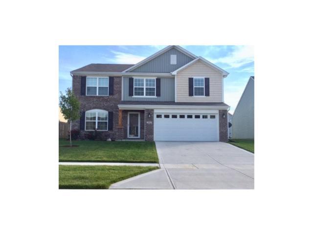 891 Briarstone Drive, Greenwood, IN 46143 (MLS #21525151) :: Heard Real Estate Team