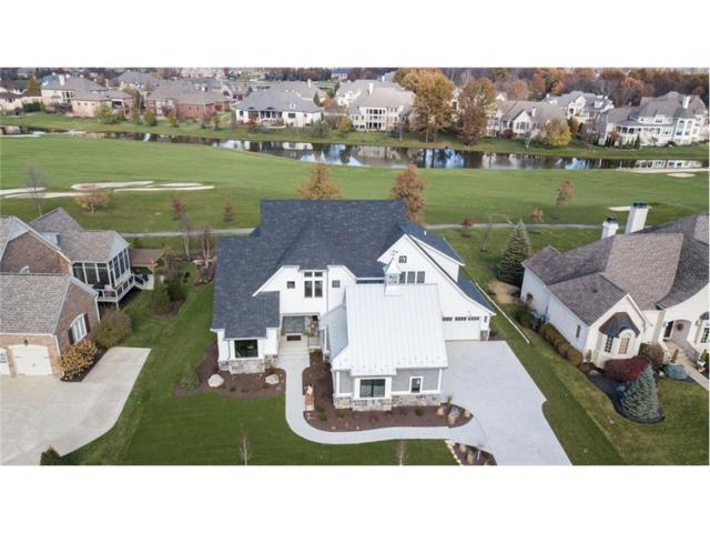 3702 Pete Dye Boulevard, Carmel, IN 46033 (MLS #21525211) :: Indy Plus Realty Group- Keller Williams