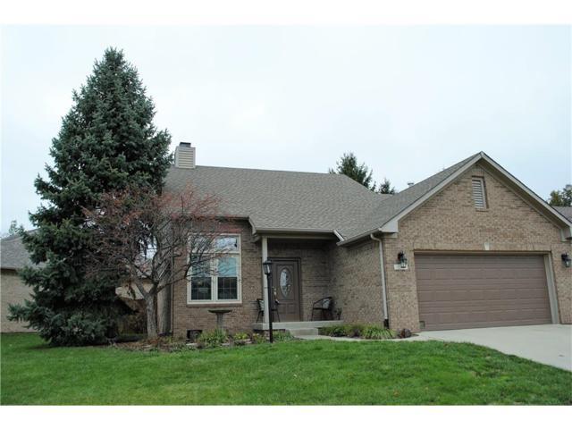 1642 Foxmere Boulevard, Greenwood, IN 46143 (MLS #21525273) :: Heard Real Estate Team