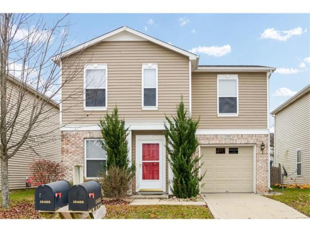 15482 Border Drive, Noblesville, IN 46060 (MLS #21525288) :: Heard Real Estate Team