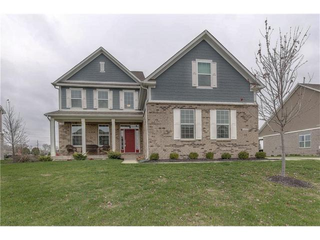 16838 Hawk Creek Circle, Westfield, IN 46074 (MLS #21525311) :: Heard Real Estate Team