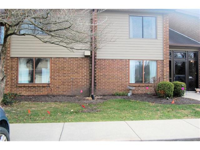 101 Knoll Court A, Noblesville, IN 46062 (MLS #21525372) :: The Gutting Group LLC