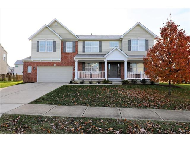 13109 Dekoven Drive, Fishers, IN 46037 (MLS #21525385) :: The Evelo Team
