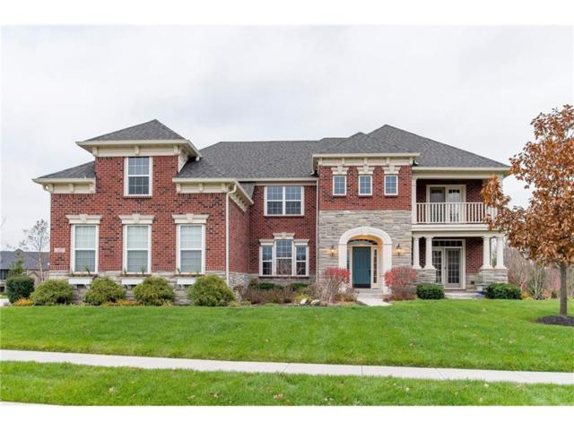 2695 Still Creek Drive, Zionsville, IN 46077 (MLS #21525425) :: The Gutting Group LLC