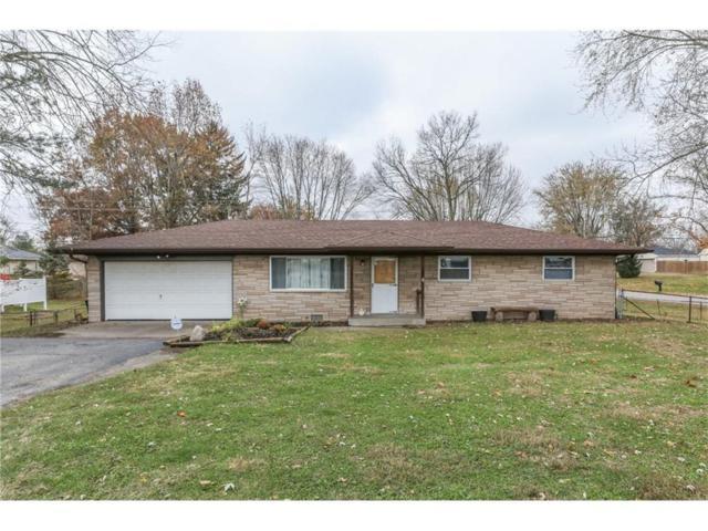 1144 N Morgantown Road, Greenwood, IN 46142 (MLS #21525428) :: Heard Real Estate Team