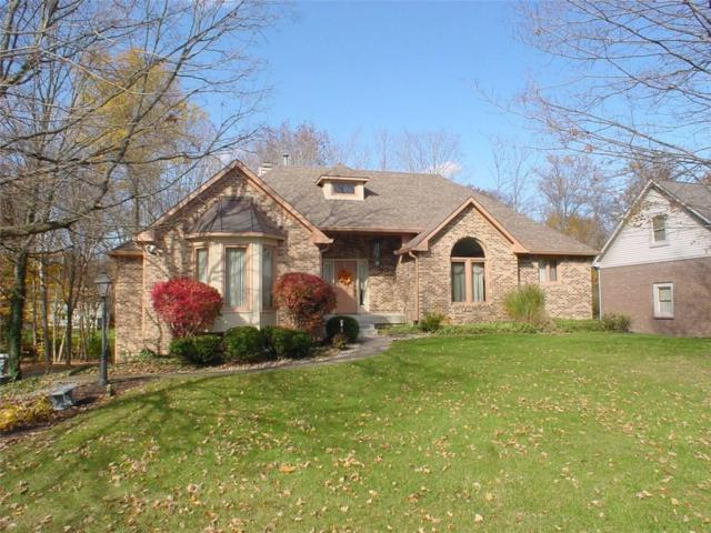 4142 S Carrie Drive, New Palestine, IN 46163 (MLS #21525456) :: RE/MAX Ability Plus