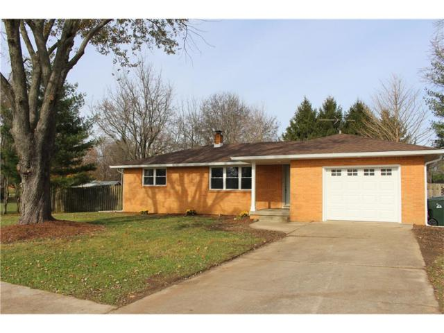 902 South Street, Shirley, IN 47384 (MLS #21525487) :: Indy Plus Realty Group- Keller Williams