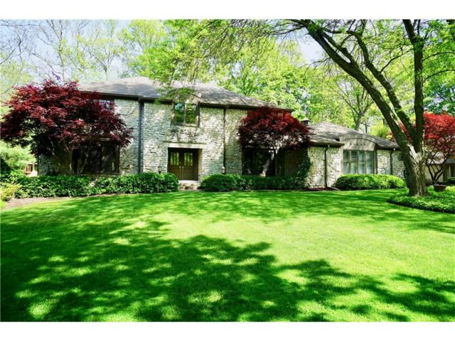 740 Wood Court, Zionsville, IN 46077 (MLS #21525497) :: The Gutting Group LLC