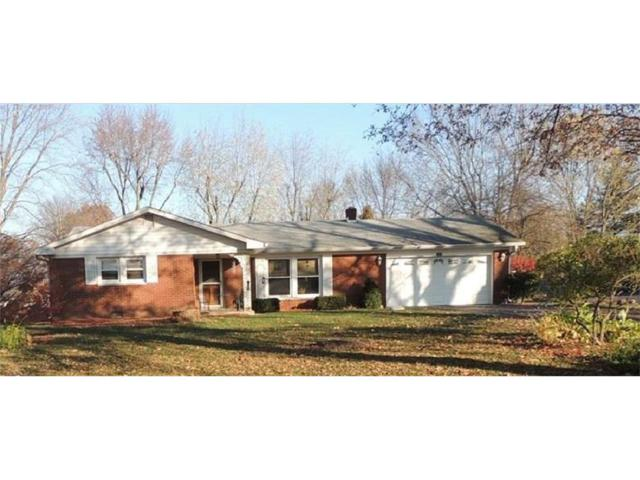 1509 Bowman Drive, Greenfield, IN 46140 (MLS #21525529) :: Indy Plus Realty Group- Keller Williams