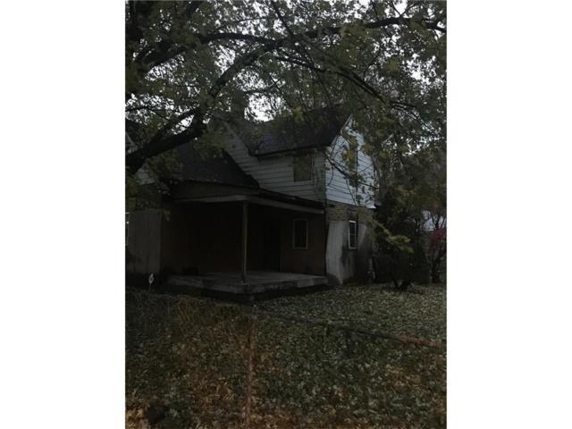 631 Warren, Indianapolis, IN 46221 (MLS #21525542) :: Heard Real Estate Team