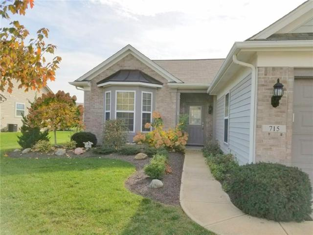 715 Hadleigh Pass, Westfield, IN 46074 (MLS #21525544) :: Heard Real Estate Team